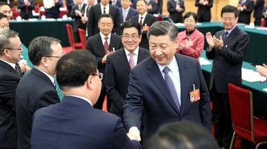 Si Đinping razgovarao sa poslanicima iz provincije Gansu