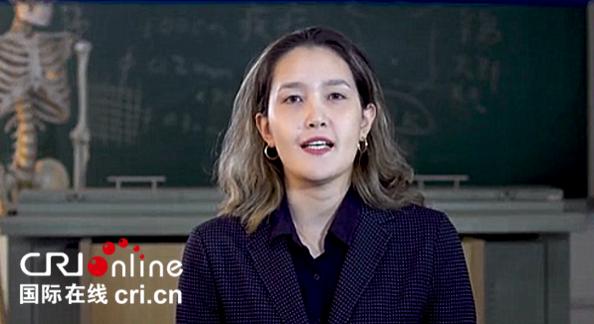 """Studentkinja iz Kazahstana: Inicijativa """"Pojas i put"""" unapredila je zajednički razvoj Kazahstana i Kine u oblasti medicine"""