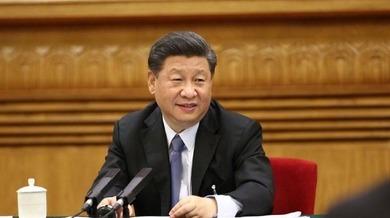 Si Đinping učestvovao u diskusiji delegacije iz Unutrašnje Mongolije