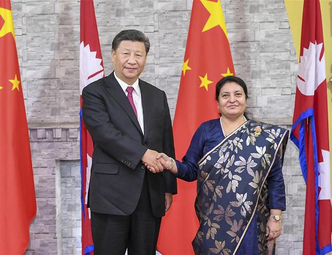Kina i Nepal unapređuju odnose_fororder_Nepal 1