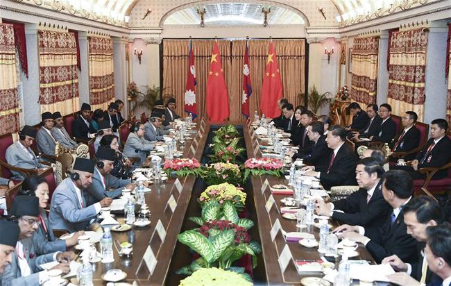 Kina i Nepal unapređuju odnose_fororder_Nepal 2