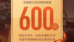 Filmovi u kineskim bioskopima zaradili preko 60 milijardi juana
